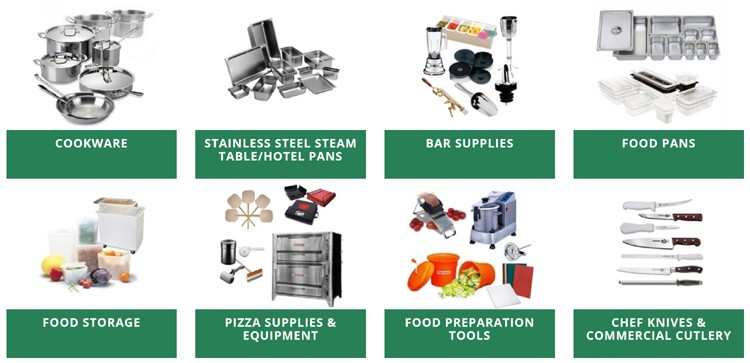 Gator Chef Restaurant Supply - Restaurant and Kitchen Equipment ...