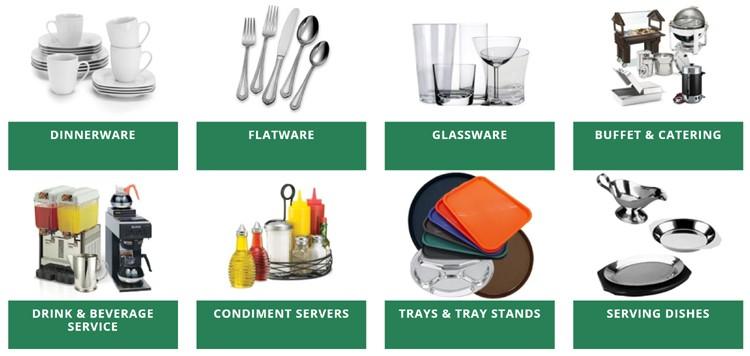 Dining Room Supplies Gator Chef Restaurant Supply